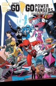 Sabans Go Go Power Rangers Forever Rangers, 2019 06 19 01 digital Glorith HD