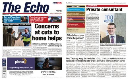Evening Echo – April 07, 2020