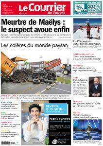 Le Courrier de l'Ouest Angers - 15 février 2018