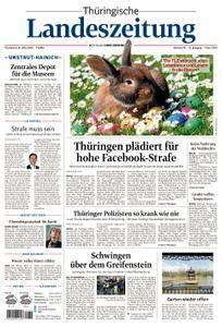Thüringische Landeszeitung Unstrut-Hainich-Kreis - 31. März 2018