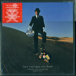 Pink Floyd - Wish You Were Here (1975) [2011, Immersion edition, 2CD + 2DVD + Blu-ray Box Set]