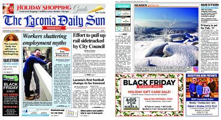 The Laconia Daily Sun – November 27, 2019