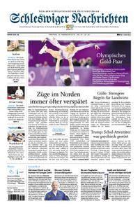 Schleswiger Nachrichten - 16. Februar 2018