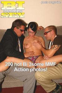 Bi-Sex Adult Photomagazine – July 2021