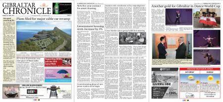 Gibraltar Chronicle – 29 June 2018