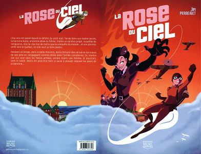 La Rose du Ciel - Tome 1