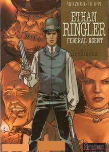Ethan Ringler, Federal Agent