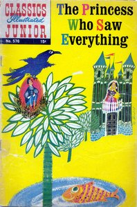 The Princess Who Saw Everything - Classics Illustrated Junior - 576