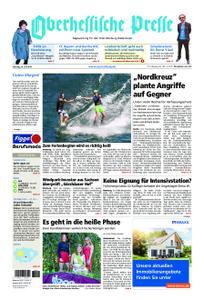 Oberhessische Presse Marburg/Ostkreis - 29. Juni 2019