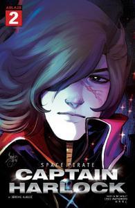 Ablaze-Space Pirate Captain Harlock No 02 2021 Hybrid Comic eBook