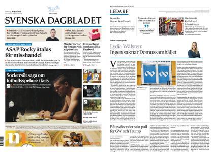 Svenska Dagbladet – 26 juli 2019