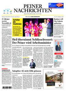Peiner Nachrichten - 10. März 2018