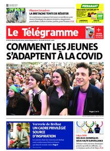 Le Télégramme Landerneau - Lesneven – 20 juillet 2021
