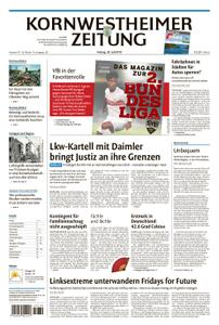 Kornwestheimer Zeitung - 26. Juli 2019