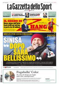 La Gazzetta dello Sport Roma – 16 marzo 2020