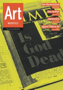 Art Monthly - May 2014   No 376