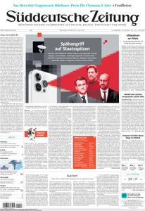 Süddeutsche Zeitung - 21 Juli 2021