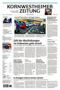 Kornwestheimer Zeitung - 04. Januar 2019