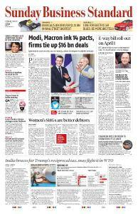 Business Standard - March 11, 2018