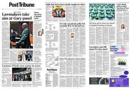 Post-Tribune – May 15, 2018