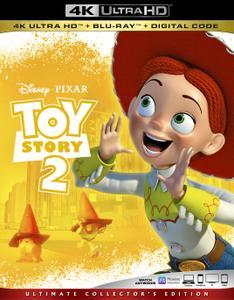 Toy Story 2 (1999) [4K, Ultra HD]