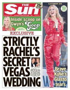 The Sun UK - 1 July 2019