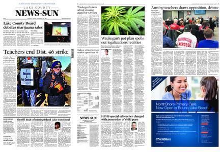 Lake County News-Sun – November 09, 2019