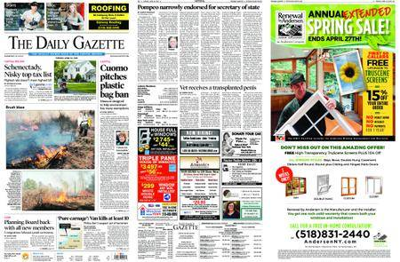 The Daily Gazette – April 24, 2018