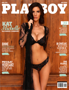 Playboy Suid Afrika - April 2020