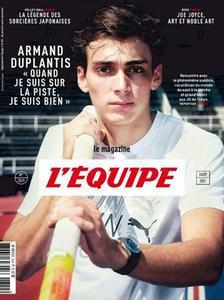 L'Equipe Magazine - 24 Juillet 2021