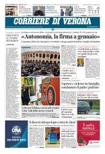 Corriere di Verona – 30 novembre 2019