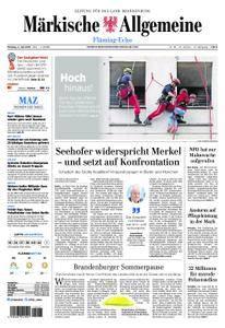 Märkische Allgemeine Fläming Echo - 02. Juli 2018