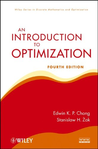 An Introduction to Optimization, 4th Edition (Repost)