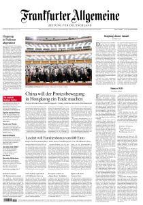 Frankfurter Allgemeine Zeitung - 23 Mai 2020