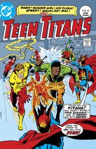 Teen Titans 047 1977 Digital Shadowcat