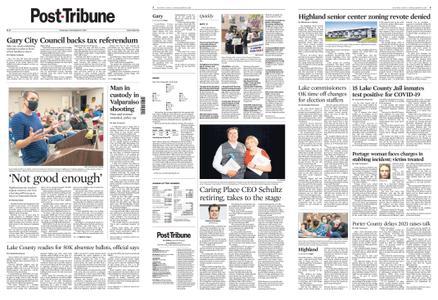 Post-Tribune – September 17, 2020