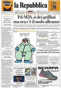 la Repubblica - 15 Agosto 2020