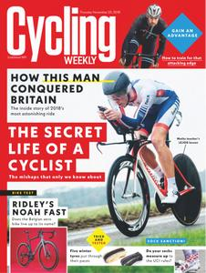 Cycling Weekly - November 22, 2018