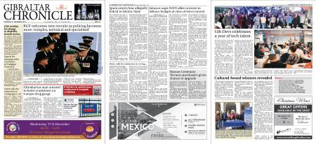 Gibraltar Chronicle – 05 December 2019