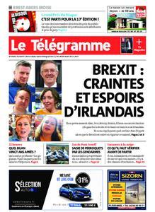 Le Télégramme Brest Abers Iroise – 01 février 2020