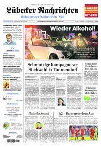 Lübecker Nachrichten Ostholstein Süd - 26. April 2018