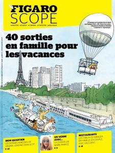 Le Figaroscope - 23 Octobre 2019