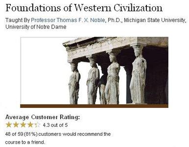 TTC Video - Foundations of Western Civilization