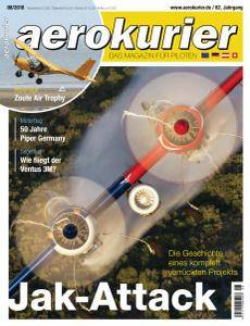 Aerokurier Germany - August 2018