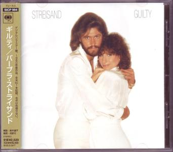 Barbra Streisand - Guilty (1980) [2005, Japan] {Remastered Reissue}