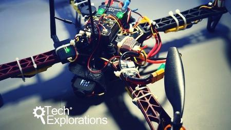 Tech Explorations™ Make an Open Source Drone: More Fun