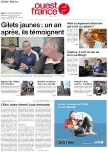 Ouest-France Édition France – 12 novembre 2019