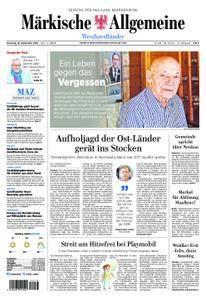 Märkische Allgemeine Westhavelländer - 18. September 2018