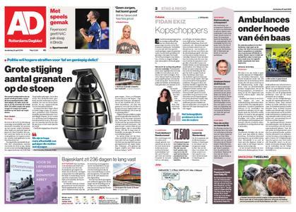 Algemeen Dagblad - Rotterdam Stad – 25 april 2019