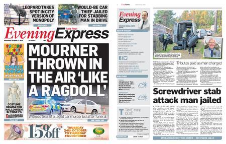 Evening Express – October 23, 2019